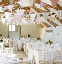 room bunting and lantern hire st neots