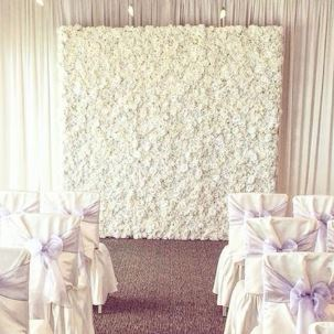 flower wall hire st neots