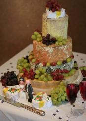 real cheese wedding cakes a great alternative to a traditional wedding cake or an 18970